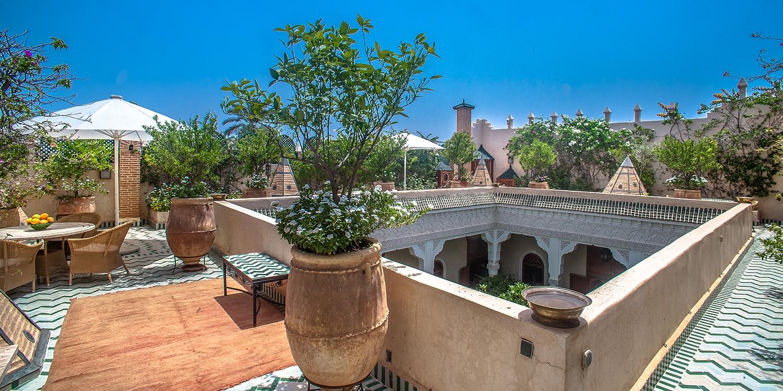 Riad Laurence Olivier -- Marrakech, Maroc