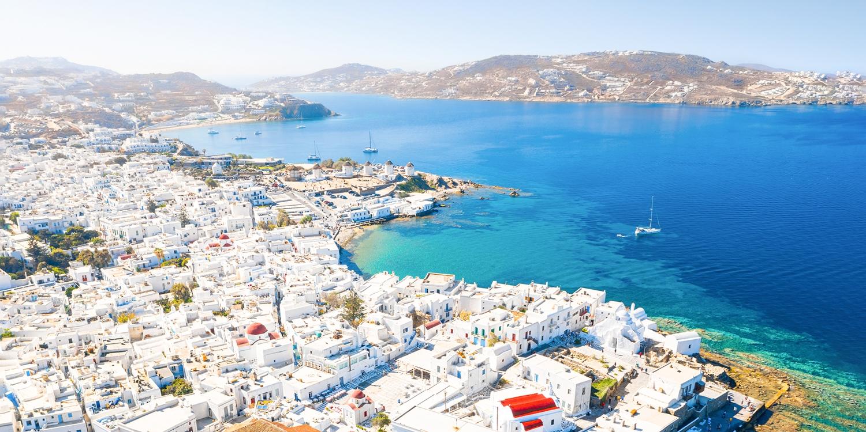 La Residence Mykonos Hotel Suites -- Mykonos, Griechenland
