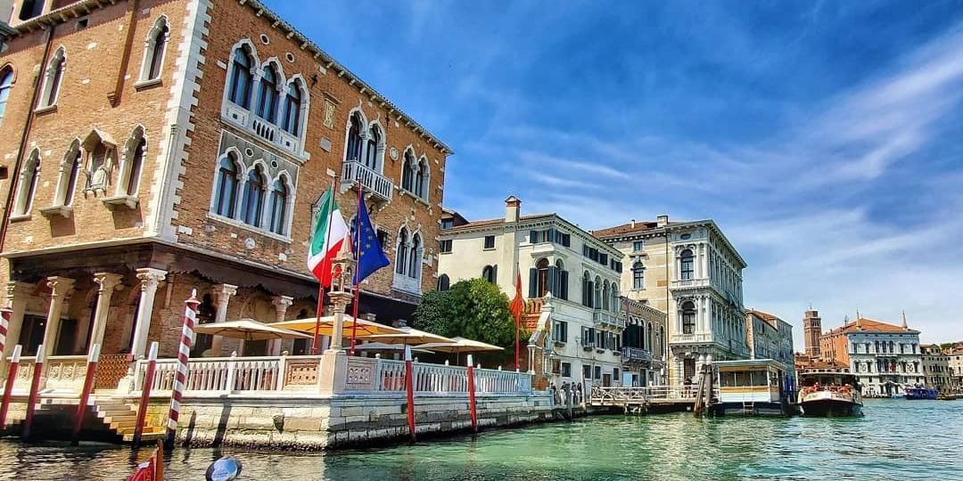 Hotel Palazzo Stern -- Venice, Italy