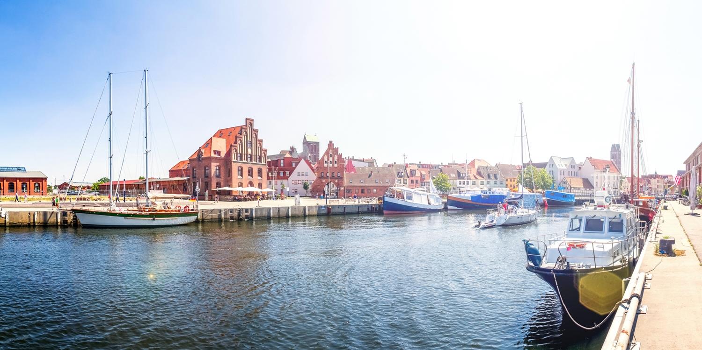 75€ – Ostsee-Auszeit in der Welterbestadt Wismar, -43% -- Wismar