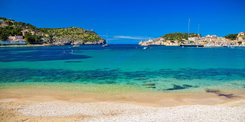 FERGUS Style Soller Beach -- Port de Sóller, Spanien