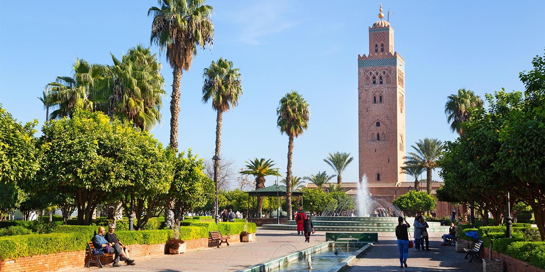 Riad Soumia -- Marrakech, Maroc