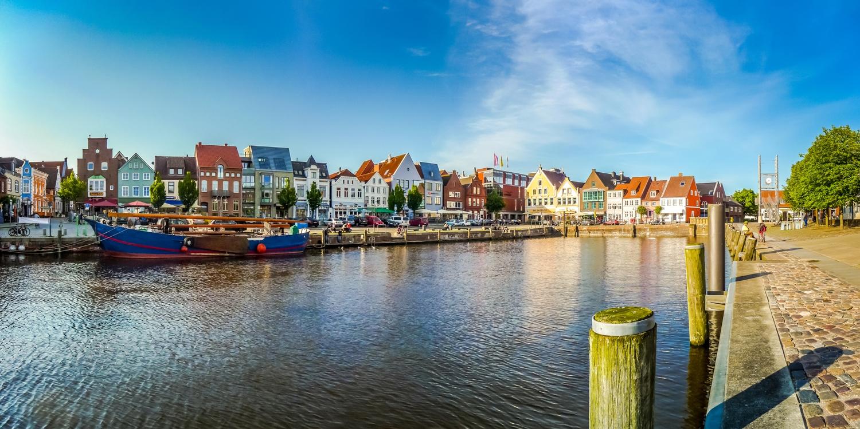 ab 79€ – Nordsee: Auszeit am Wattenmeer, -37% -- Husum