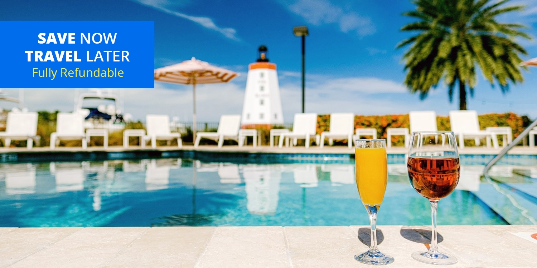$109 & up – Florida Keys Resort into 2022 w/Parking -- Marathon, FL