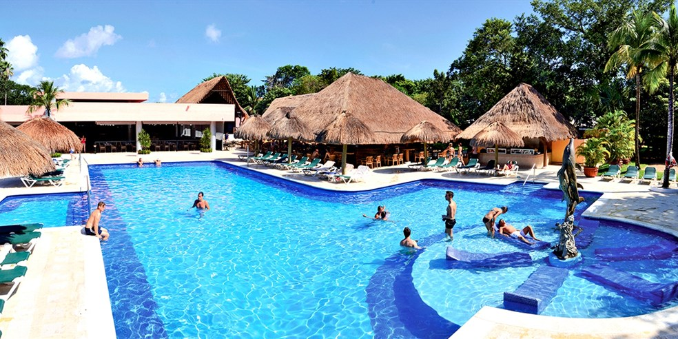 Weeklong AllInclusive Riviera Maya Summer Trip WAir Travelzoo - All inclusive vacations with air