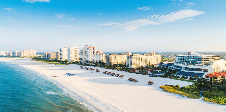 JW Marriott Marco Island Beach Resort -- Marco Island, FL