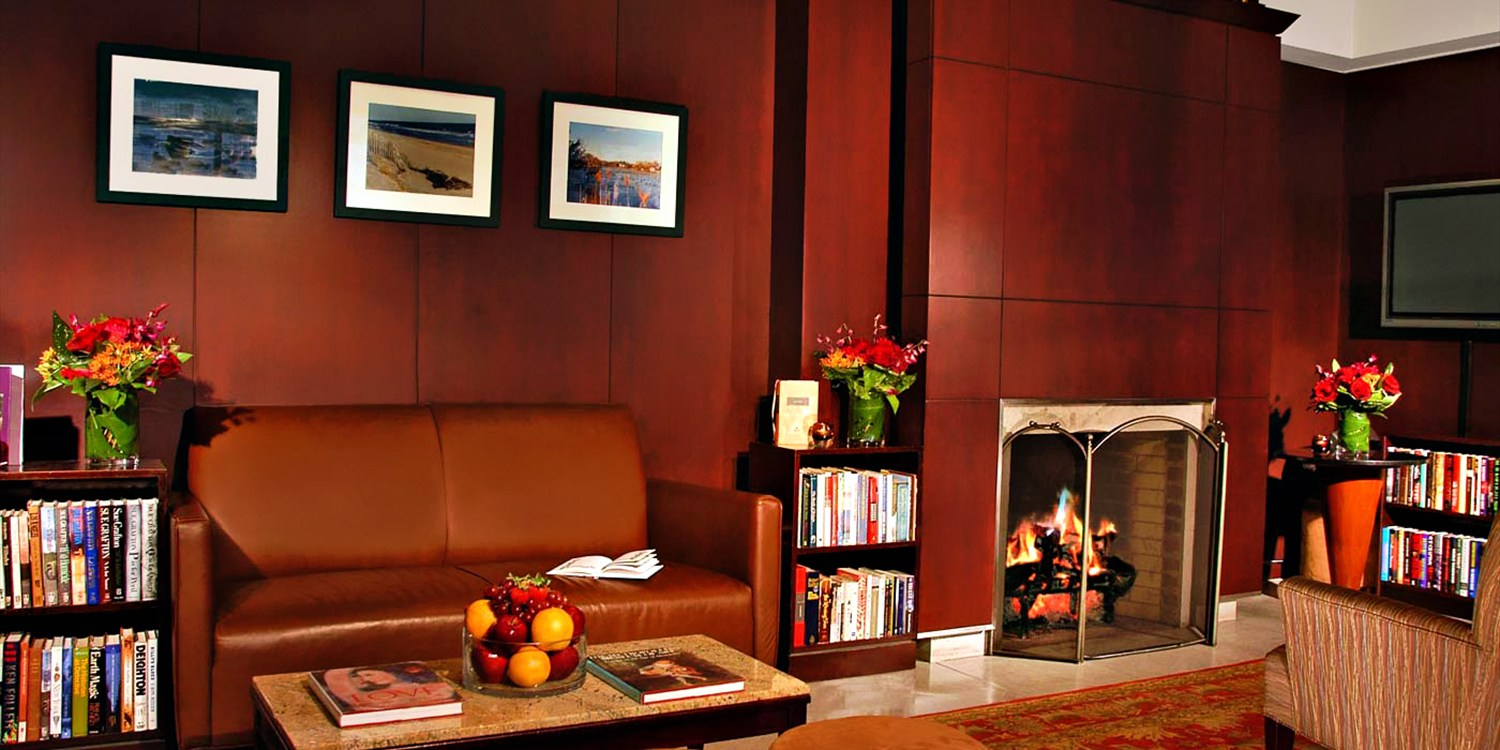 Library Hotel    Midtown, New York