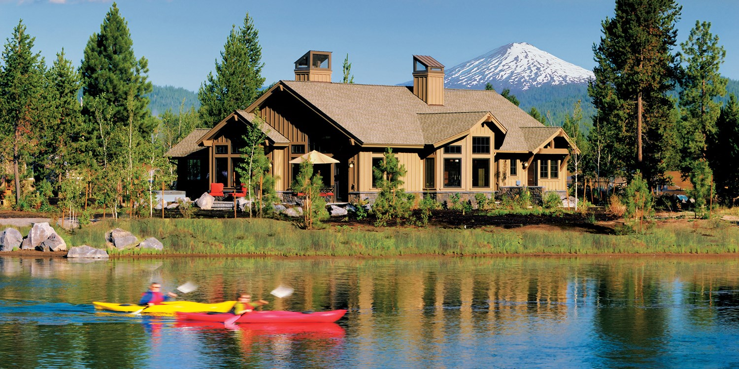Sunriver Resort -- Sunriver, OR