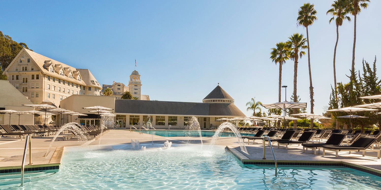 $229 – Berkeley: 5-Star Fairmont Resortw/Valet & Waived Resort Fee -- Berkeley, CA
