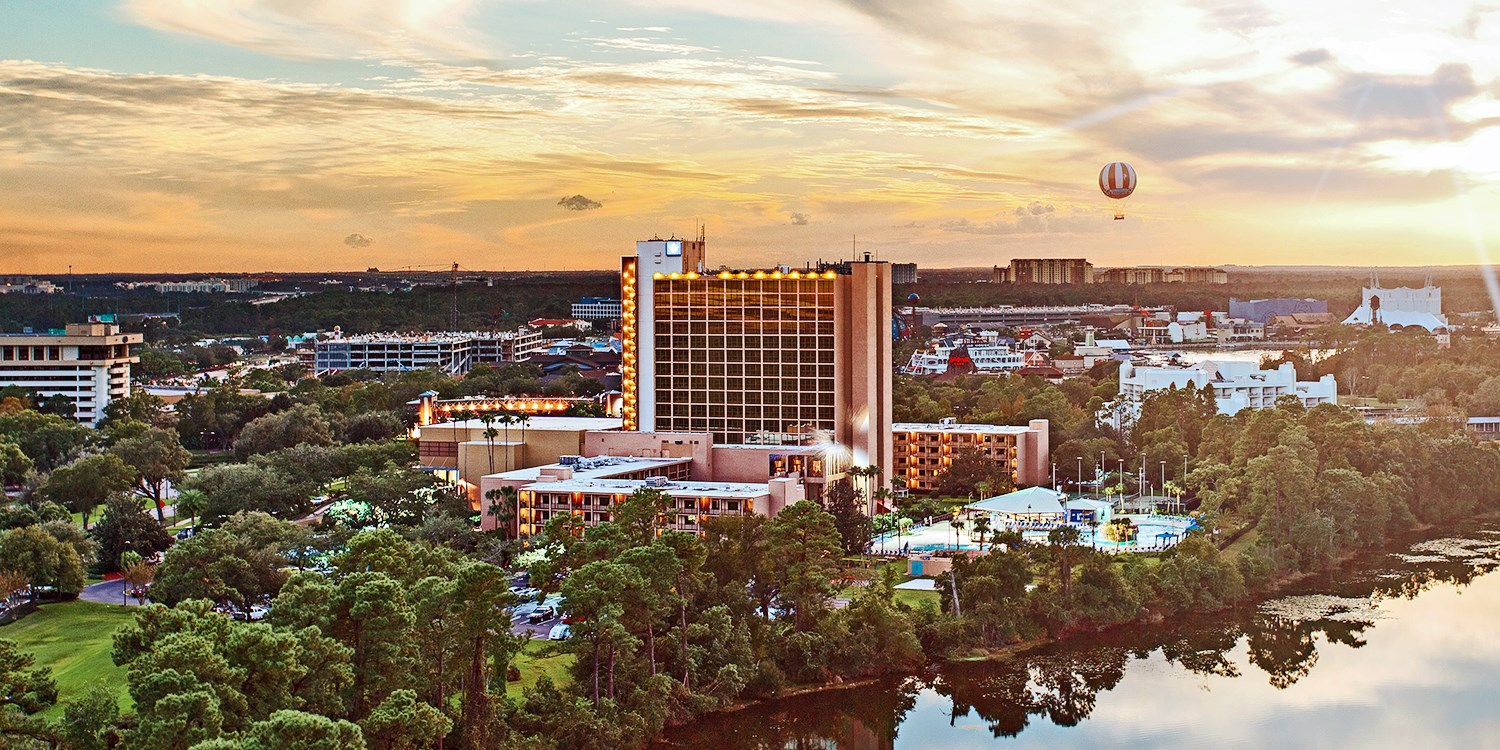 Wyndham Lake Buena Vista Hotel - Disney Springs Resort Area -- Lake Buena Vista, FL, USA