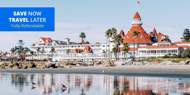 $249 & up – Iconic San Diego Hotel w/$95in Extras -- San Diego, CA