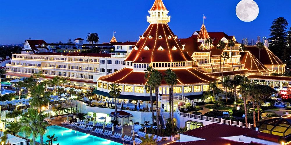 Hotel Del Coronado Victorian Room