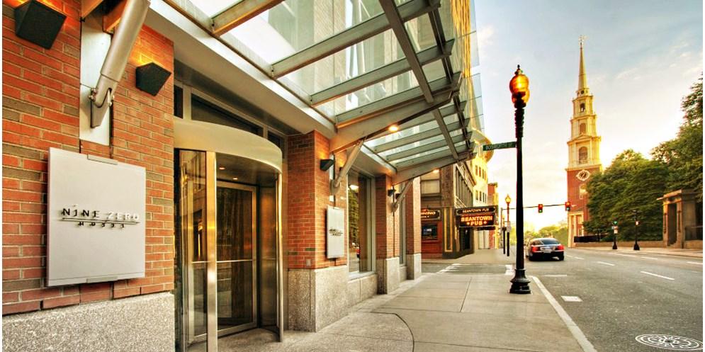 Kimpton Nine Zero Hotel -- Financial District - Downtown - Boston Common, Boston