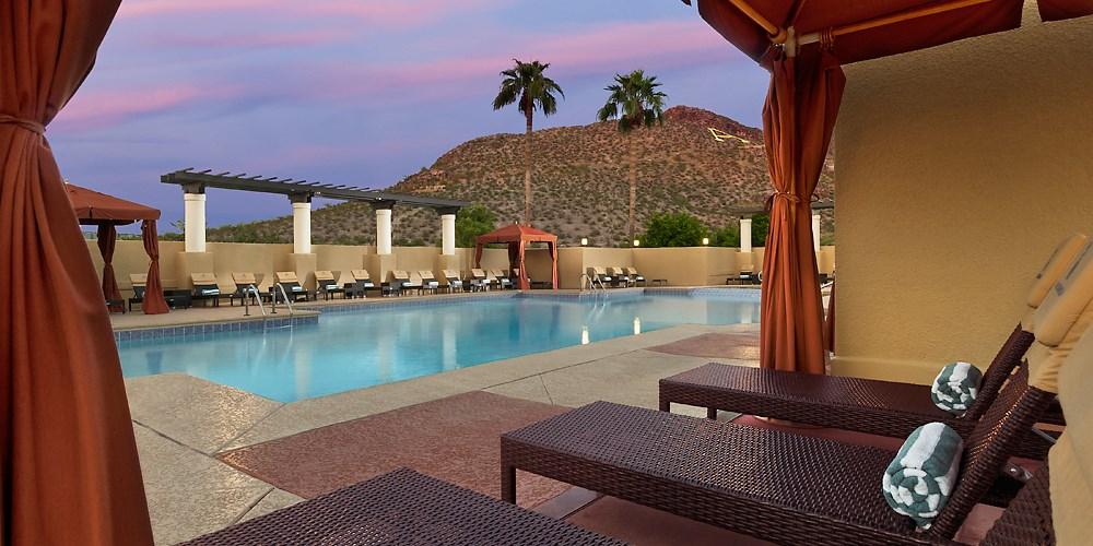 Tempe Mission Palms Hotel -- Tempe, AZ
