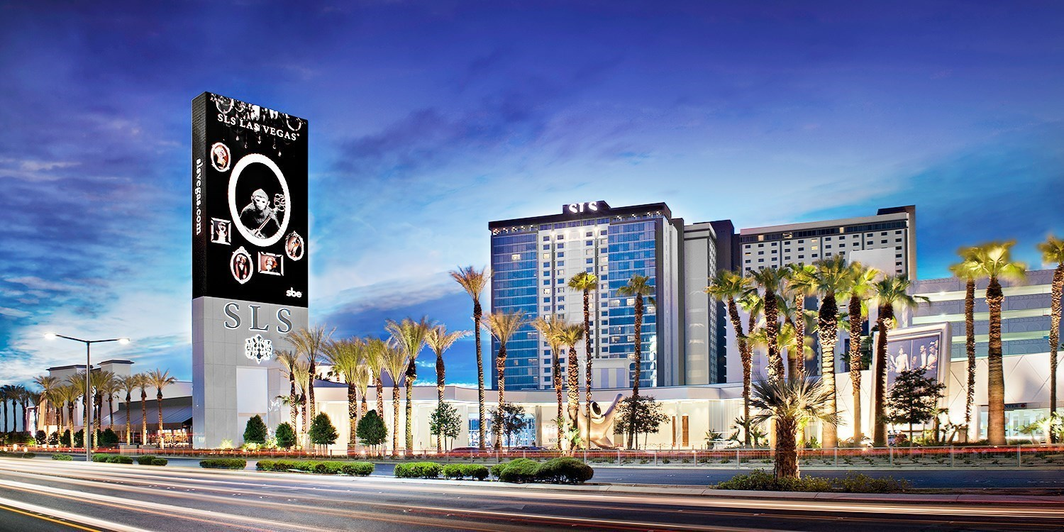 SLS Las Vegas Hotel & Casino -- The Strip, Las Vegas