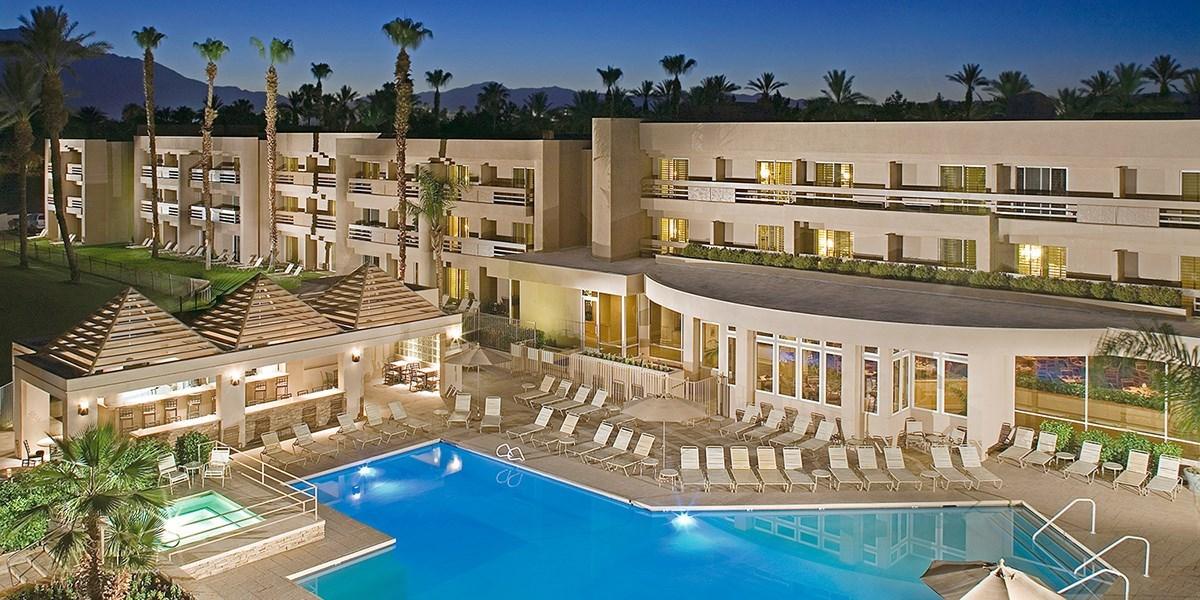 Indian Wells Resort Hotel -- Indian Wells, CA