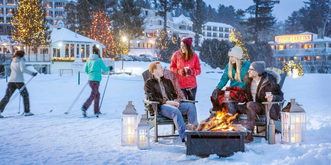 £175-£180 – Lake Placid 4-Star Resort into June -- Lake Placid, NY