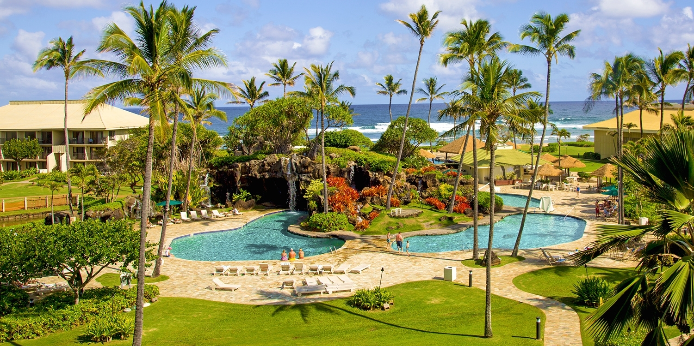$159 – Kauai Beachfront Resort w/Breakfast -- Lihue, HI