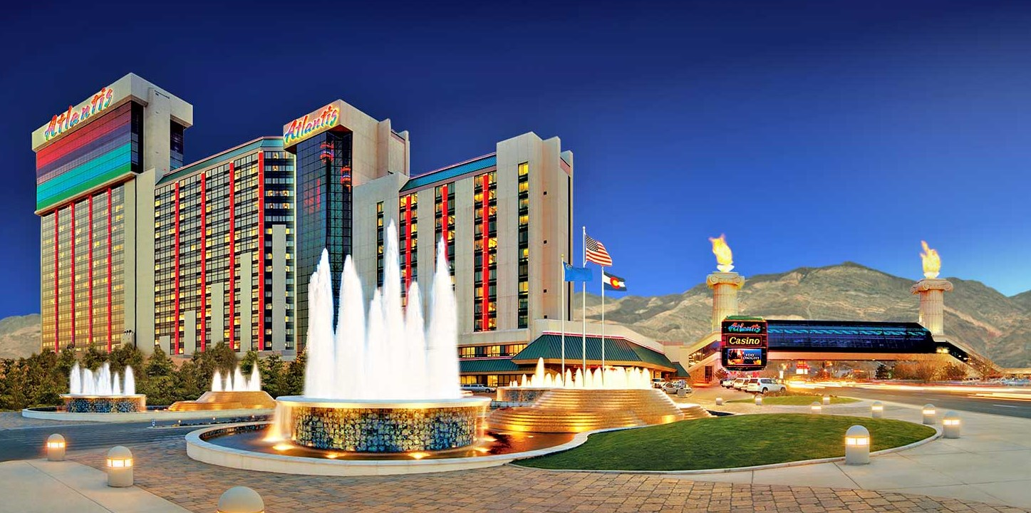 Atlantis Casino Resort Spa Featuring Concierge Hotel Tower -- Reno, NV