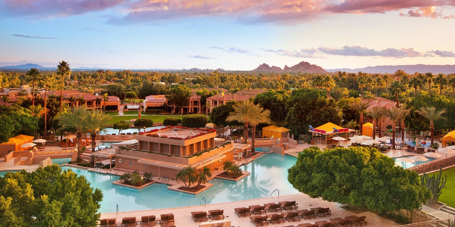 The Phoenician, a Luxury Collection Resort, Scottsdale -- Scottsdale, AZ