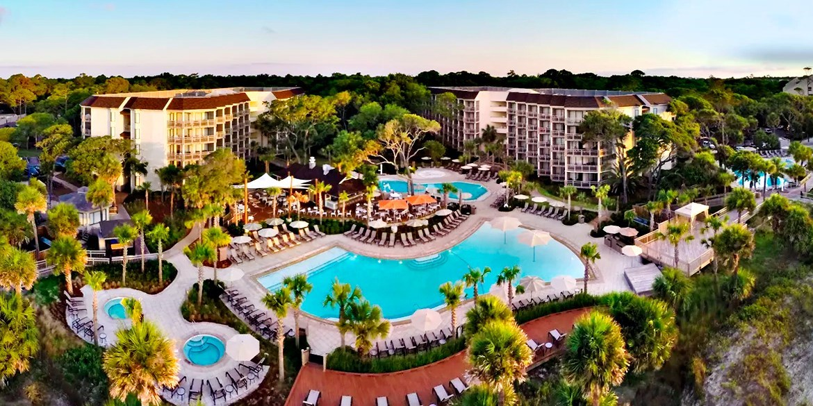 Omni Hilton Head Oceanfront Resort -- Hilton Head, SC