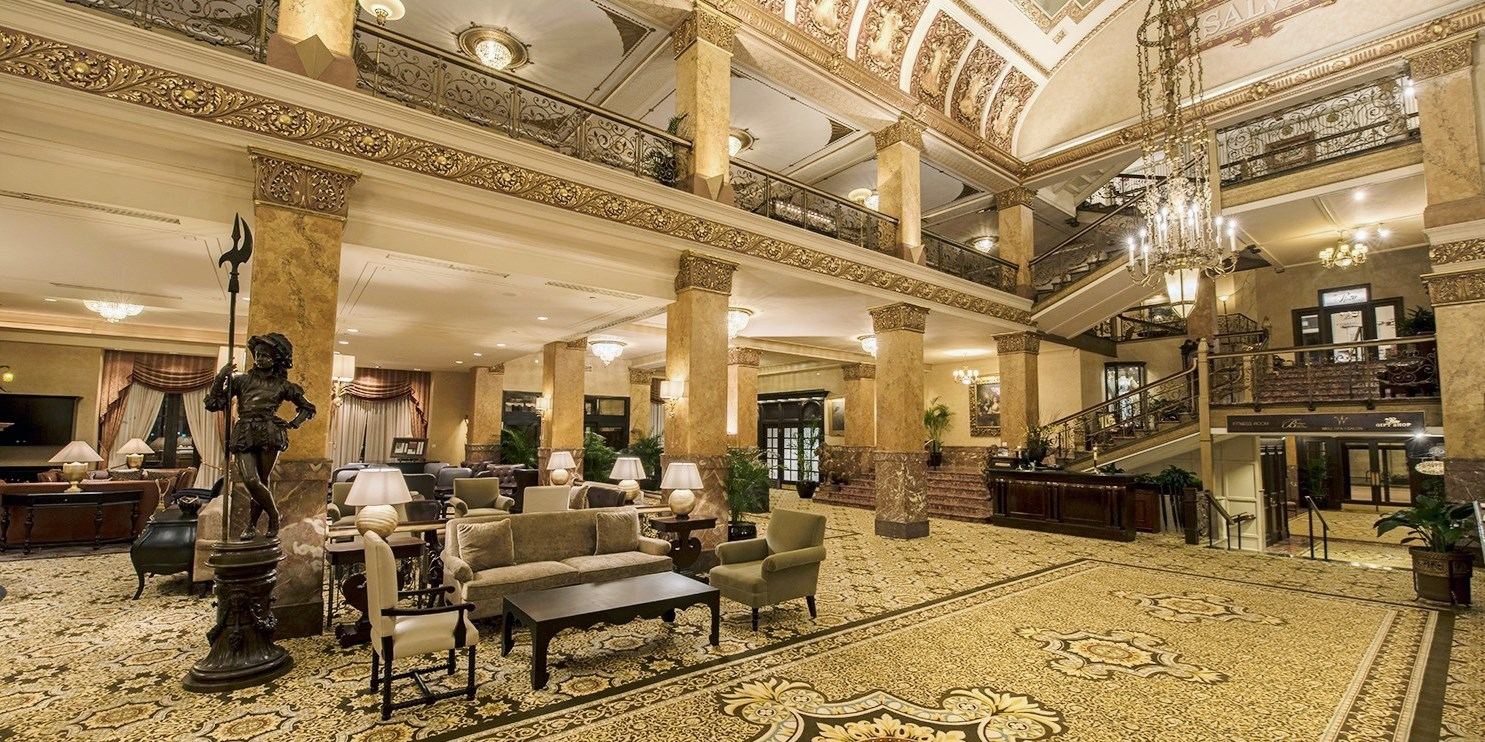 The Pfister Hotel -- Milwaukee, WI