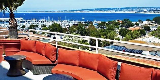 Monterey Marriott -- Monterey, CA