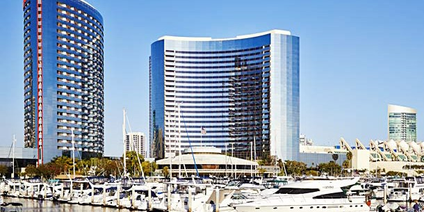 Marriott Marquis San Diego Marina -- Downtown San Diego - Gaslamp Quarter, San Diego