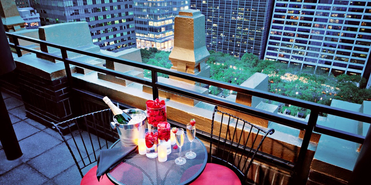 The Bryant Park Hotel -- Midtown - Times Square, New York