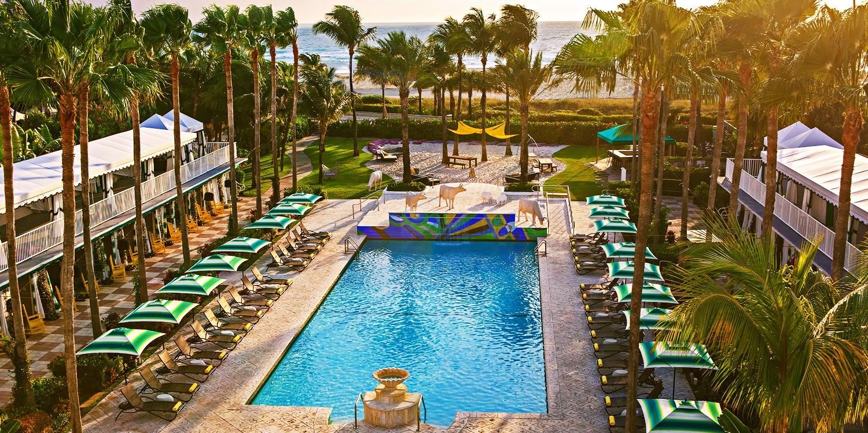ab 127€ – Boutique-Hotel am Meer in Miami Beach, - 60% -- South Beach