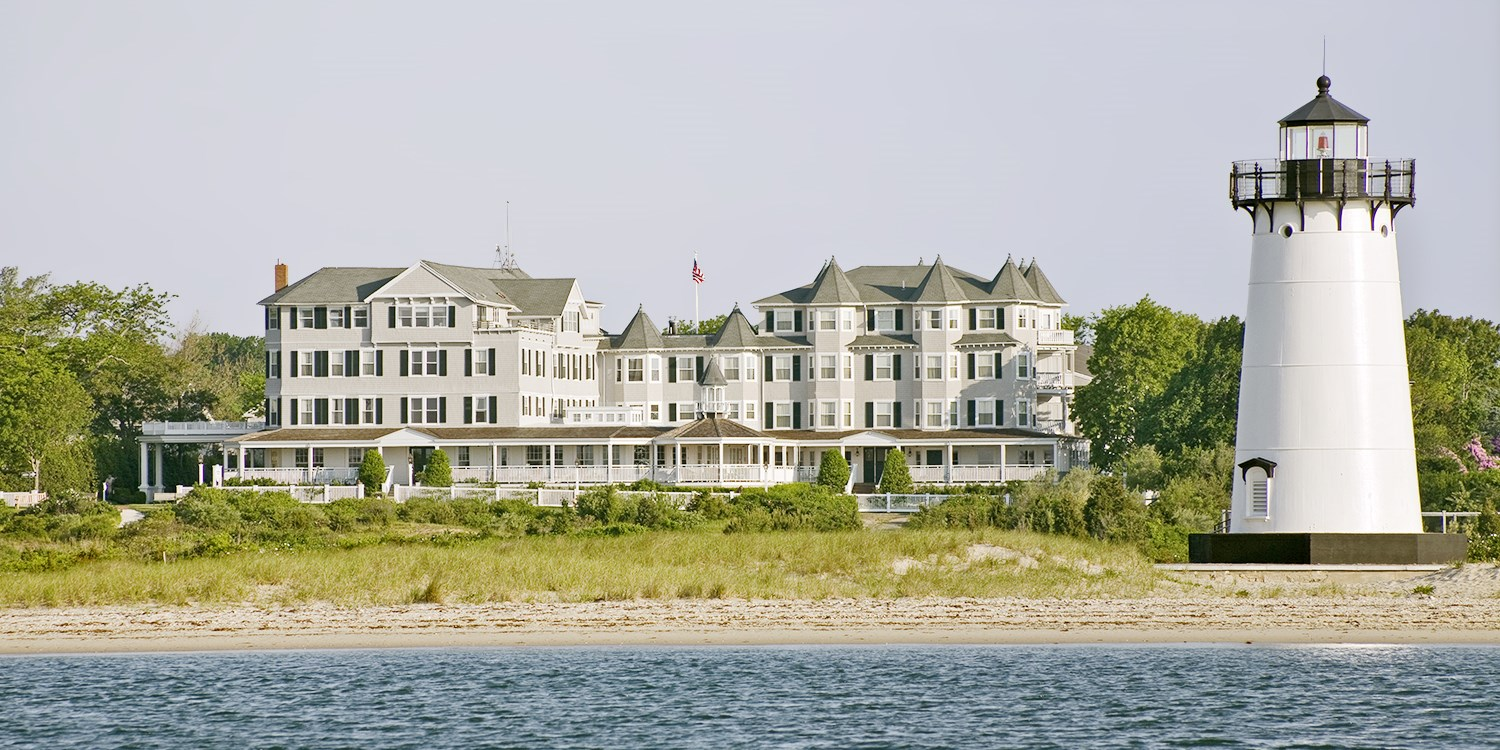 Harbor View Hotel -- Edgartown, MA