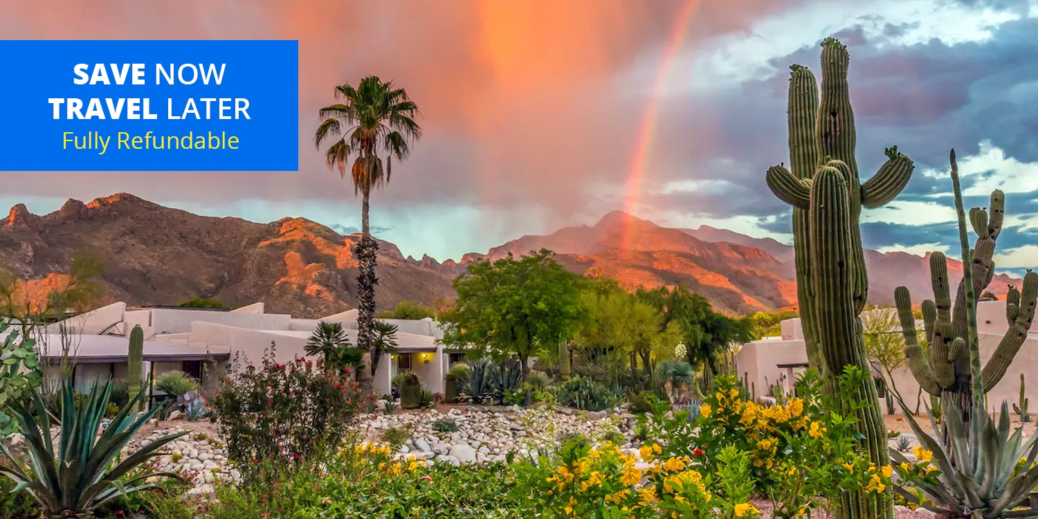£107 – Tucson 4-Star Resort incl. $25 Daily Credit, 50% Off -- Tucson, AZ