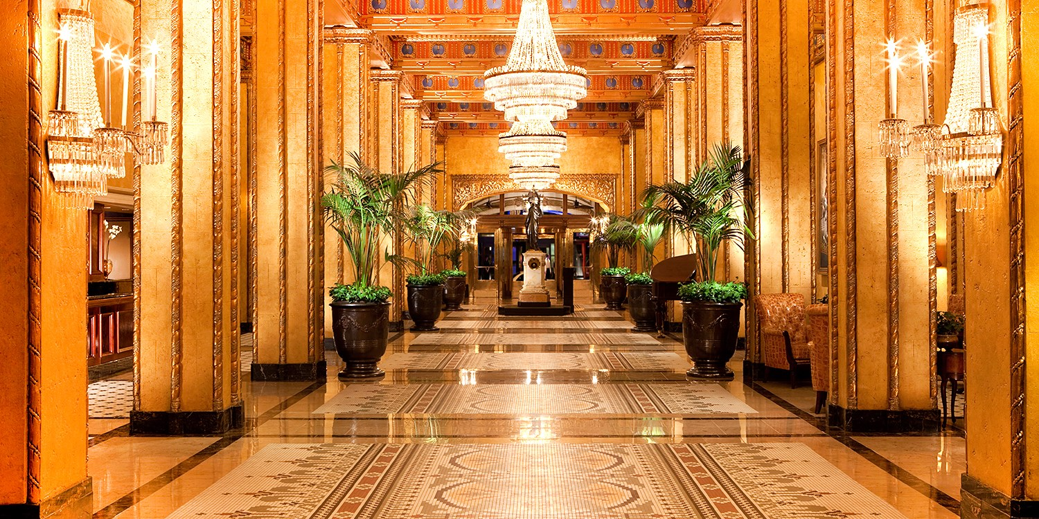 The Roosevelt New Orleans, A Waldorf Astoria Hotel -- Central Business District, New Orleans