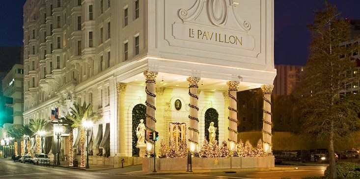 Le Pavillon Hotel Central Business District New Orleans