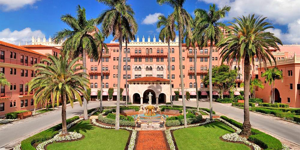 Boca Raton Shopping >> Boca Raton Resort And Club A Waldorf Astoria Resort Travelzoo