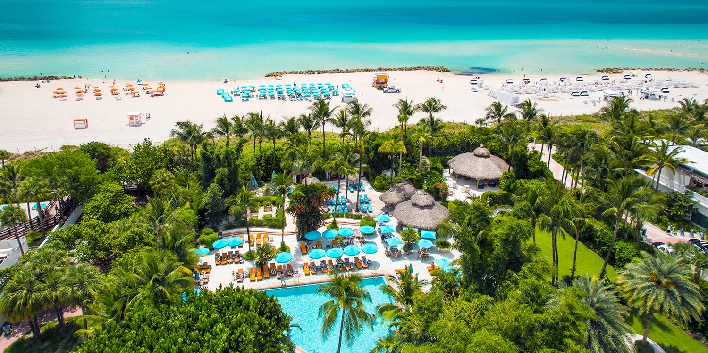 The Palms Hotel & Spa -- Miami Beach, FL, USA