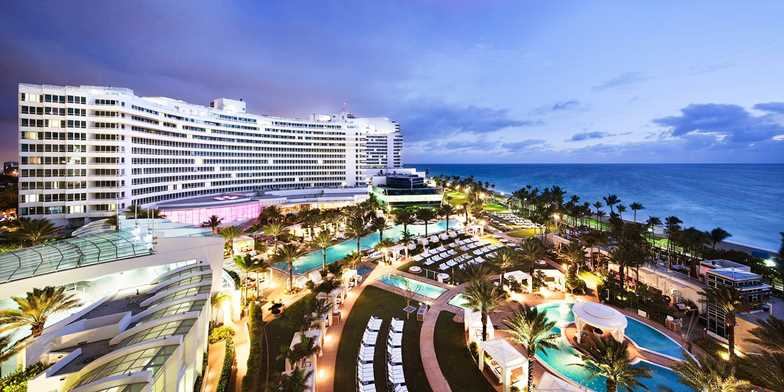 Fontainebleau Miami Beach Fl