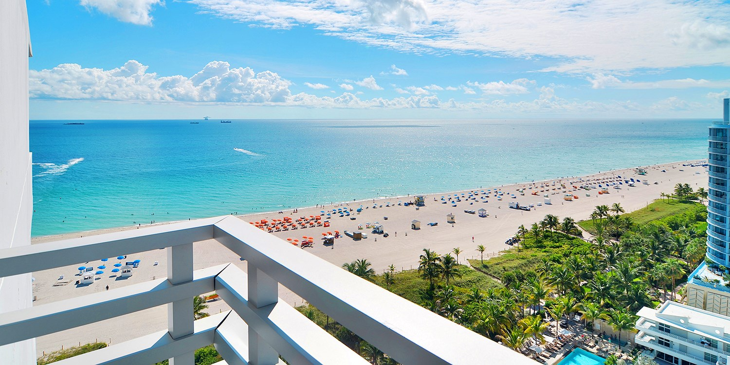 Loews Miami Beach Hotel – South Beach -- South Beach