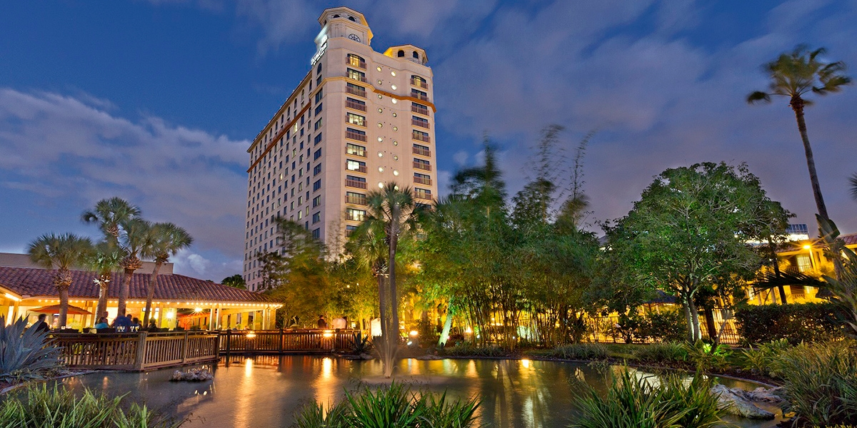 DoubleTree by Hilton Hotel Orlando at SeaWorld -- International Drive Area, Orlando