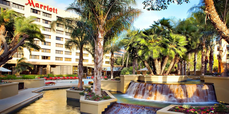 Long Beach Marriott -- Long Beach, CA