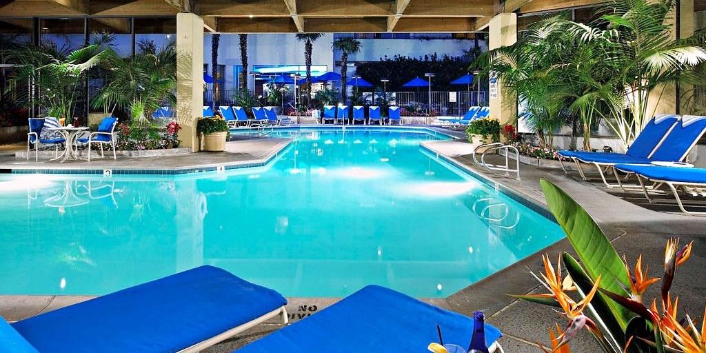 Anaheim Marriott Hotel -- Anaheim, CA