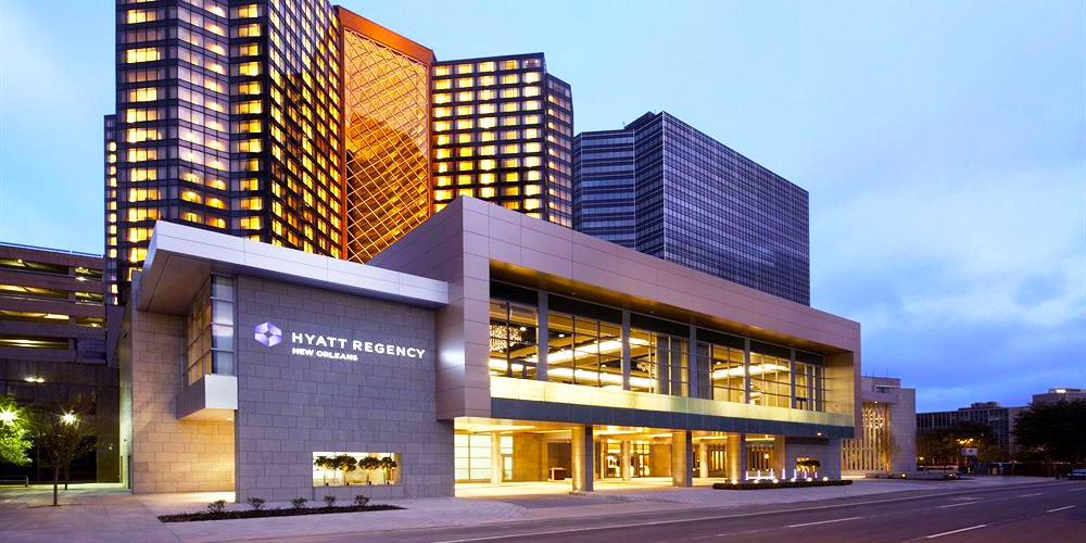 Hyatt Regency New Orleans -- Arts District - Warehouse District, New Orleans