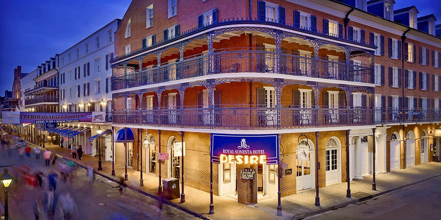 Royal Sonesta New Orleans -- French Quarter, New Orleans
