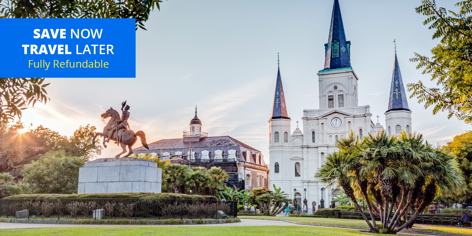 $75-$85 – Condé Nast-Ranked New Orleans Hotel, 50% Off -- Arts District - Warehouse District, New Orleans