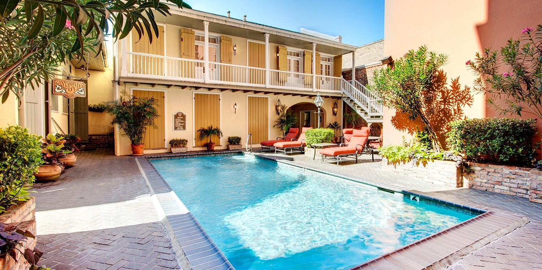 Dauphine Orleans Hotel  -- New Orleans, LA