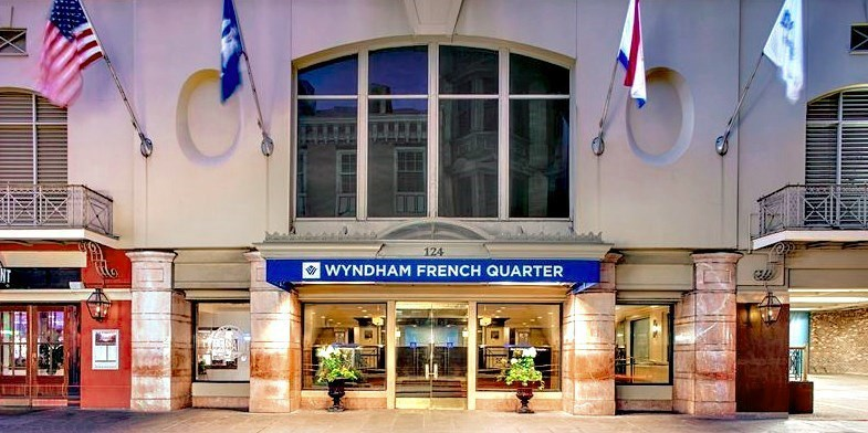 wyndham new orleans french quarter travelzoo. Black Bedroom Furniture Sets. Home Design Ideas