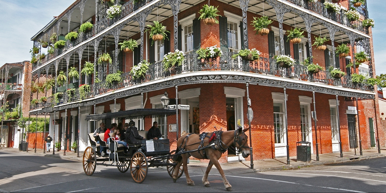 Royal St. Charles -- Central Business District, New Orleans