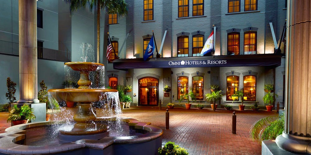 $99 – New Orleans: 4-Star Riverfront Omni Hotel through September -- Arts District - Warehouse District, New Orleans