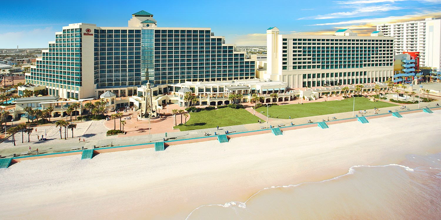 Hilton Daytona Beach Resort/ Ocean Walk Village -- Daytona Beach, FL