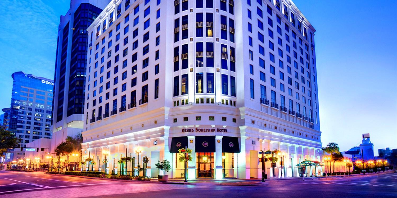 Grand Bohemian Hotel Orlando -- Downtown Orlando